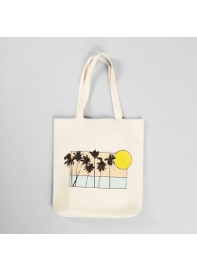 Totebag Sunset Palms