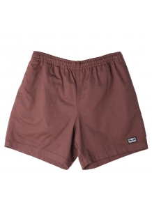 Easy Relaxed Twill Short