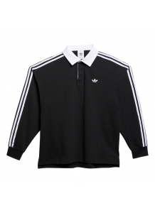 Solid Rugby Polo LS