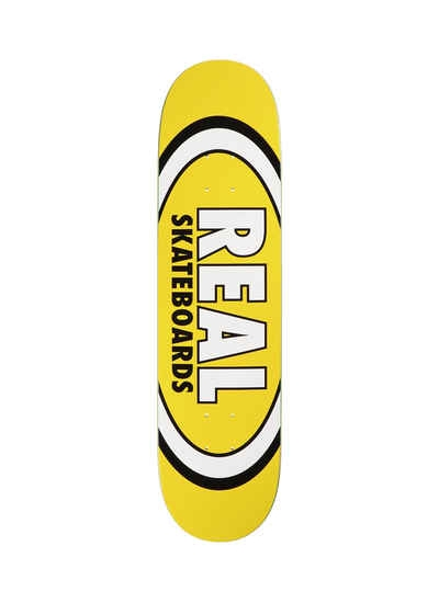 Team Classic Oval Yellow