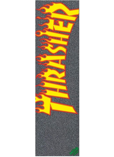 Grip Plaque Mob Thrasher Flame