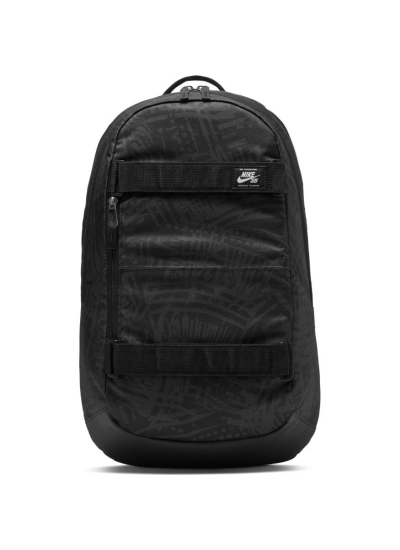 Courthouse Backpack AOP