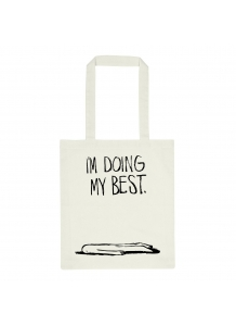 Totebag Doing my Best